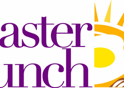 Easter Brunch – Fellowship and Meal – April 21st, 9:30am