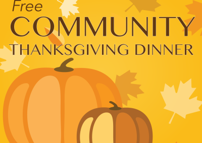 Our Shared Heritage: A Community Thanksgiving – Sunday, November 17, 4pm