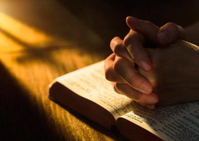 Pray Without Ceasing – Sunday School – August 19-September 30