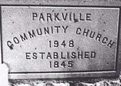 Getting to Know Parkville Pres – Connecting Class – Saturday, August 12th, 9 to 11:30 am