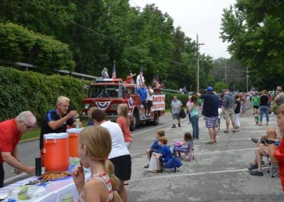 Parkville Days Parade – Service and Fellowship – Saturday, August 18, 9:30am