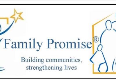Family Promise – Service Opportunity – October 22-29