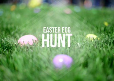 Easter Egg Hunt – Community Event – March 31, 10am