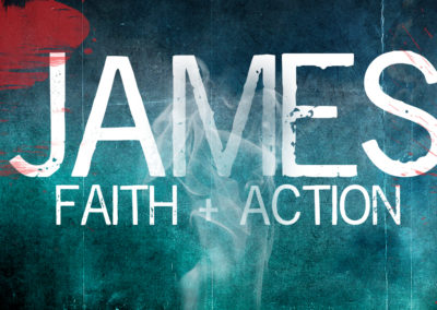 Life Lessons: The Book of James – Young Adult Fellowship – Sundays, 9:40 am