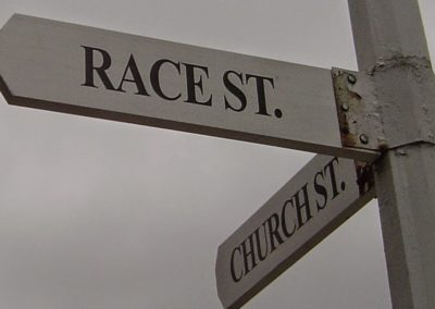 Race and Reconciliation – Sunday School – November 5-26
