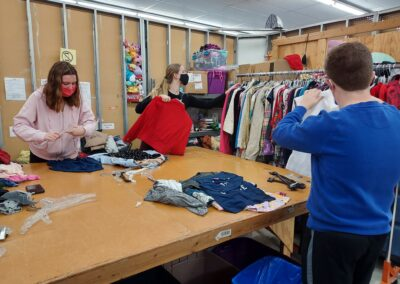 Garage Sale – Fundraiser for Local Mission – April 30th and May 1st