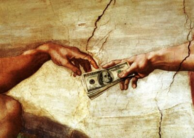 Our Money Story – Personal Reflection, Sunday School – October 11-November 1