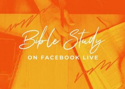 Pastor's Bible Study – Faith Formation – Tuesdays, 10am or Anytime